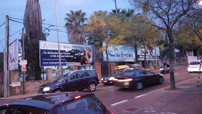 Avda. del Brillante, Córdoba