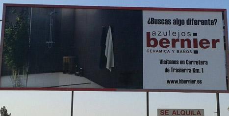 Señalética en Córdoba